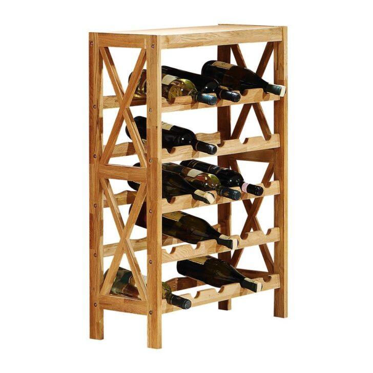 Medium Size of Holz Weinregal Massives Eichenholz Fr Hohe Stabilitt Preiswert Holzregal Badezimmer Dvd Regal 30 Cm Breit Günstig Hifi 20 Tief Cd Regale Paternoster Werkstatt Regal Wein Regal