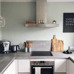 Küche Wandfarbe Einbauküche Weiss Hochglanz Aluminium Verbundplatte Led Beleuchtung Ausstellungsküche Deko Für Spülbecken Modulküche Gebrauchte Kaufen Wohnzimmer Küche Wandfarbe