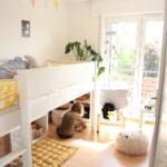 Kinderzimmer Hochbett Kinderzimmer Kinderzimmer Hochbett Room Tour Einblicke In Das Reich Der Jungs Sofa Regal Weiß Regale