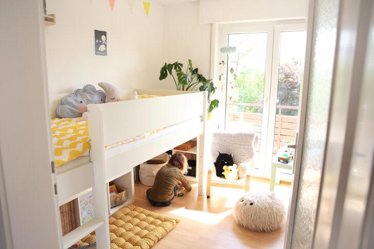 Medium Size of Kinderzimmer Hochbett Room Tour Einblicke In Das Reich Der Jungs Sofa Regal Weiß Regale Kinderzimmer Kinderzimmer Hochbett