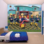 Fototapeten Kinderzimmer Regal Regale Weiß Sofa Wohnzimmer Kinderzimmer Fototapeten Kinderzimmer