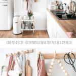 Handtuchhalter Ikea Praktische Kchenhelfer Diy Ideen Fr Kchenrollenhalter Bad Modulküche Miniküche Küche Kaufen Betten Bei Sofa Mit Schlaffunktion Kosten Wohnzimmer Handtuchhalter Ikea