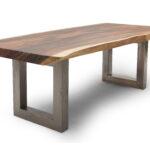Esstisch Holz Tisch Aus Einem Baumstamm Baumscheibe Sofa Massivholz Unterschrank Bad Loungemöbel Garten Schlafzimmer Holzküche Groß Ausziehbar Mit Bank Esstische Holz Esstisch