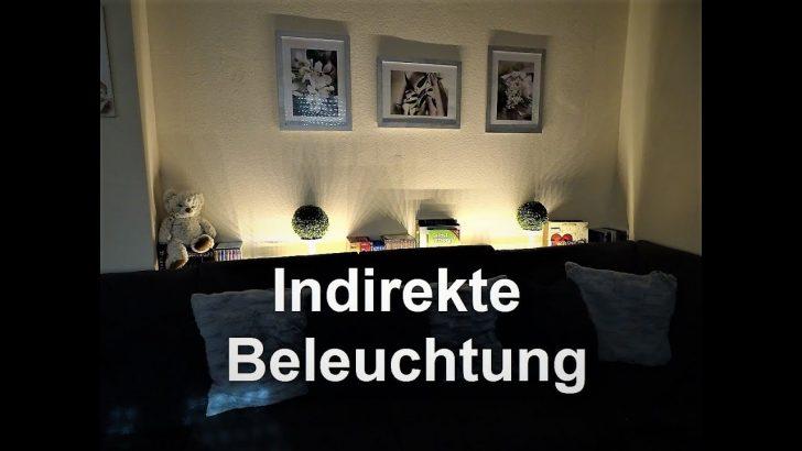 Medium Size of Wohnzimmer Beleuchtung Led Spots Ideen Tipps Indirekte Selber Machen Niedrige Decke Lampen Indirektes Licht Diy Youtube Schrankwand Deckenleuchte Wohnzimmer Wohnzimmer Beleuchtung