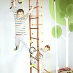 Particulars Zu Indoor Sprossenwand Klettergerst Kindersportgert Klettergerüst Garten Wohnzimmer Klettergerüst Indoor