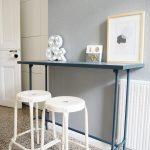 Bartisch Ikea Diy Aus Installationsrohren Küche Kaufen Sofa Mit Schlaffunktion Miniküche Kosten Betten 160x200 Modulküche Bei Wohnzimmer Bartisch Ikea