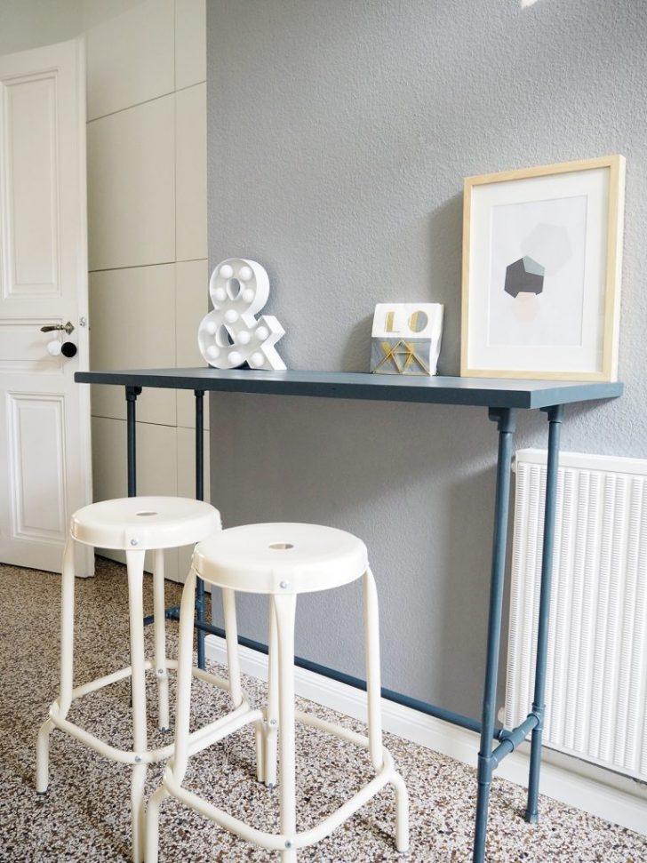 Medium Size of Bartisch Ikea Diy Aus Installationsrohren Küche Kaufen Sofa Mit Schlaffunktion Miniküche Kosten Betten 160x200 Modulküche Bei Wohnzimmer Bartisch Ikea