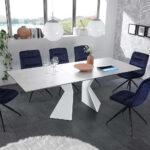 Weier Design Esstisch Mit Glas Keramik Nikadina Wohnende Altholz Oval Weiß Runder 120x80 4 Stühlen Günstig Ausziehbar Esstische Sofa Holz Massiv 160 Esstische Designer Esstisch