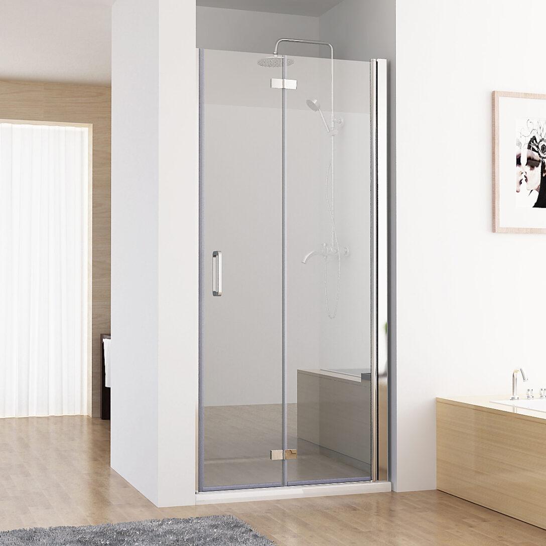 Large Size of Glaswand Dusche Nischentr Duschabtrennung Falttr Duschwand Nano Glas 75 Duschen Kaufen Walkin Begehbare Ohne Tür Fliesen Glastür Pendeltür Hüppe Unterputz Dusche Glaswand Dusche