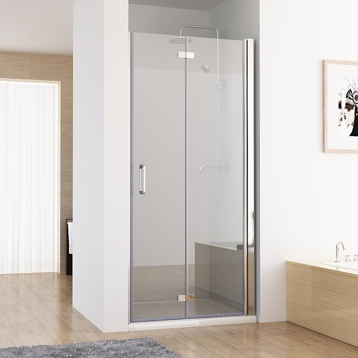 Full Size of Glaswand Dusche Nischentr Duschabtrennung Falttr Duschwand Nano Glas 75 Duschen Kaufen Walkin Begehbare Ohne Tür Fliesen Glastür Pendeltür Hüppe Unterputz Dusche Glaswand Dusche