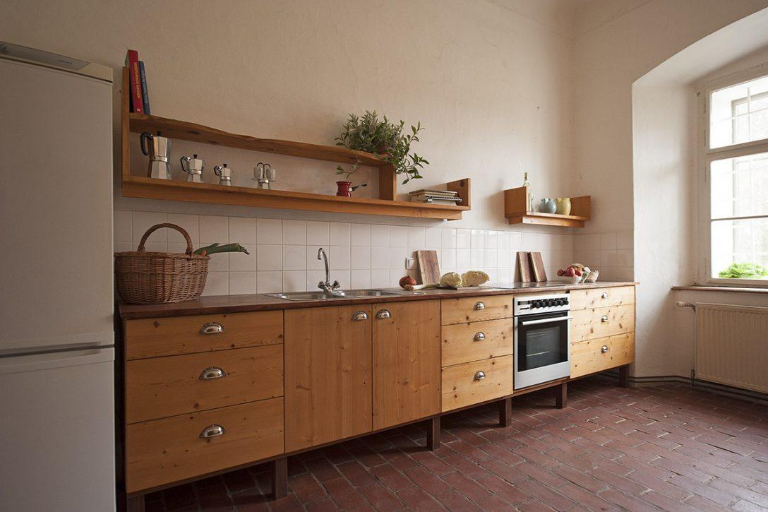 Large Size of Holzküchen Holz Kchen 6 Einrichtungsideen Und Kchenbilder Fr Moderne Wohnzimmer Holzküchen