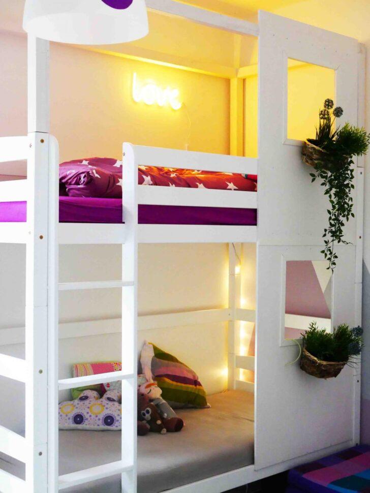 Medium Size of Kinderzimmer Einrichtung Ein Hausbett Fr Geschwister Wir Verwandeln Etagenbett In Regal Weiß Sofa Regale Kinderzimmer Kinderzimmer Einrichtung