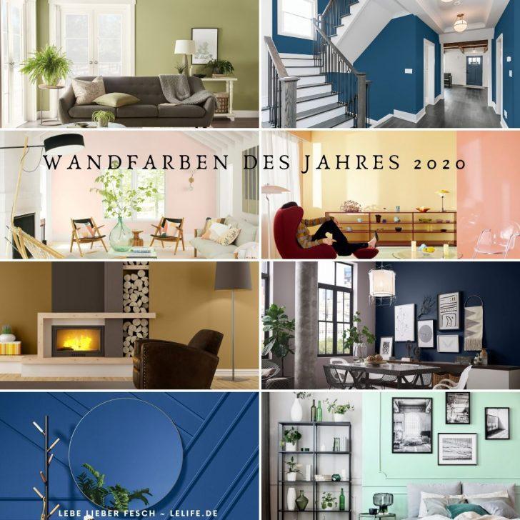 Medium Size of Moderne Wandfarben 8 Wandfarbe Des Jahres 2020 Trends Lebe Bilder Fürs Wohnzimmer Duschen Modernes Bett Deckenleuchte 180x200 Sofa Esstische Landhausküche Wohnzimmer Moderne Wandfarben