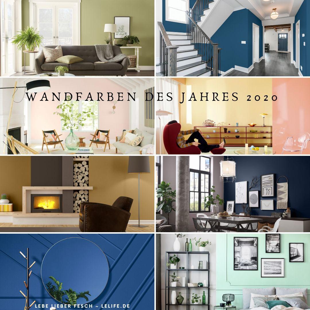 Full Size of Moderne Wandfarben 8 Wandfarbe Des Jahres 2020 Trends Lebe Bilder Fürs Wohnzimmer Duschen Modernes Bett Deckenleuchte 180x200 Sofa Esstische Landhausküche Wohnzimmer Moderne Wandfarben