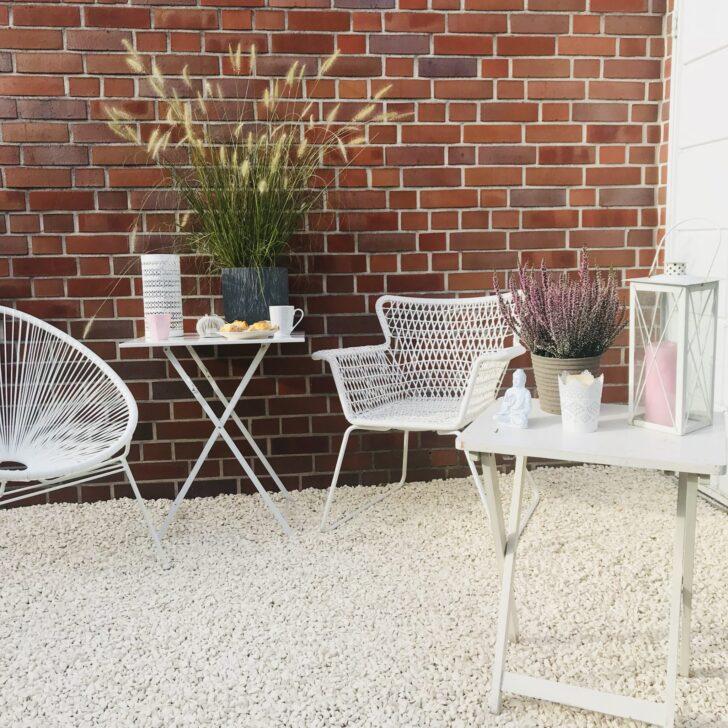 Medium Size of Unsere Garten Lounge Einfach Angelegte Kies Terrasse Chill Out Sofa Loungemöbel Holz Set Möbel Sessel Günstig Wohnzimmer Terrassen Lounge