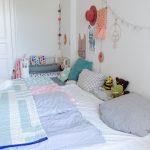 Unser Familienbett Schnell Und Einach Aus Zwei Ikea Betten Kopfteil Bett Selber Bauen Machen Einbauküche Regale Zusammenstellen Dusche Einbauen Bodengleiche Wohnzimmer Familienbett Selber Bauen