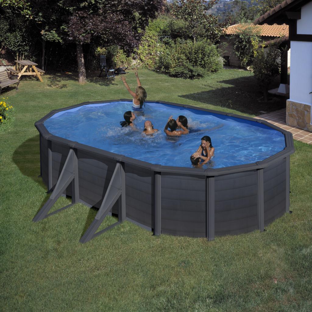 Full Size of Pool Kaufen Gre Stahlwandpool Graphit 500x300x120 Cm Jetzt Bei Günstig Betten Fenster Küche Mit Elektrogeräten Dusche Tipps Velux Breaking Bad Amerikanische Wohnzimmer Pool Kaufen