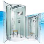 Dusche 90x90 Dusche Paket Acquavapore Dtp6037 Ws Dampfdusche Dusche Duschtempel 80x80 Ebenerdige Schiebetür Rainshower Walk In Glasabtrennung Bodengleiche Fliesen Badewanne Bett