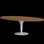 Saarinen Esstisch Oval Von Knoll International Minimum Schlafzimmer Set Weiß Regale Komplett Offenes Regal Weißes Bett 140x200 Esstischstühle Massiv Esstische Esstisch Oval Weiß