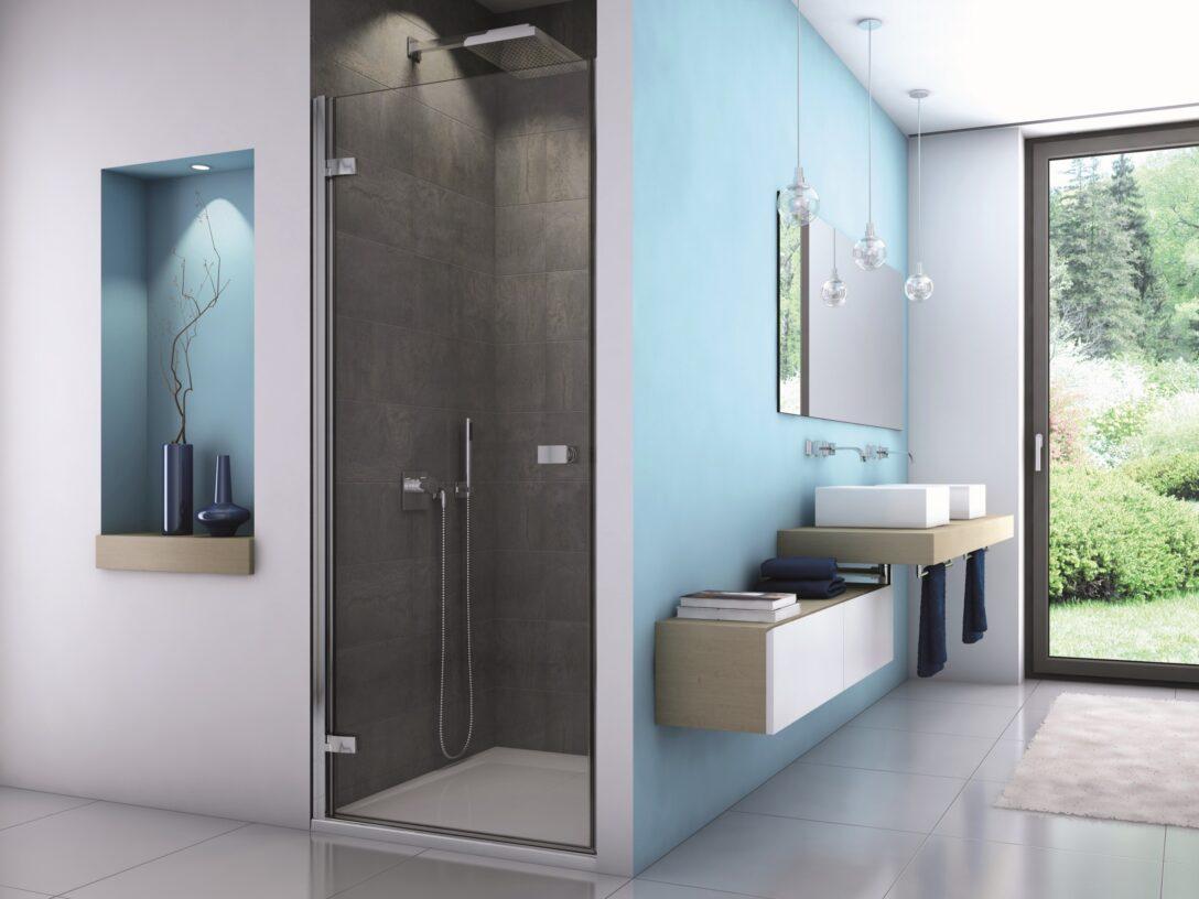 Large Size of Nischentür Dusche Badewanne Mit Bodenebene Abfluss Grohe Walkin Moderne Duschen Wand Bodengleiche Fliesen Glasabtrennung Antirutschmatte Kaufen 90x90 Schulte Dusche Nischentür Dusche