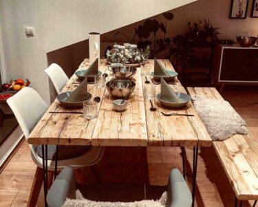 Rustikaler Esstisch Esstische Rustikaler Esstisch Tisch Industrial Bauholz Modern Altholz Holz Rustikal In Weiß Oval Mit 4 Stühlen Günstig 2m Baumkante Esstische Vintage Designer Rund