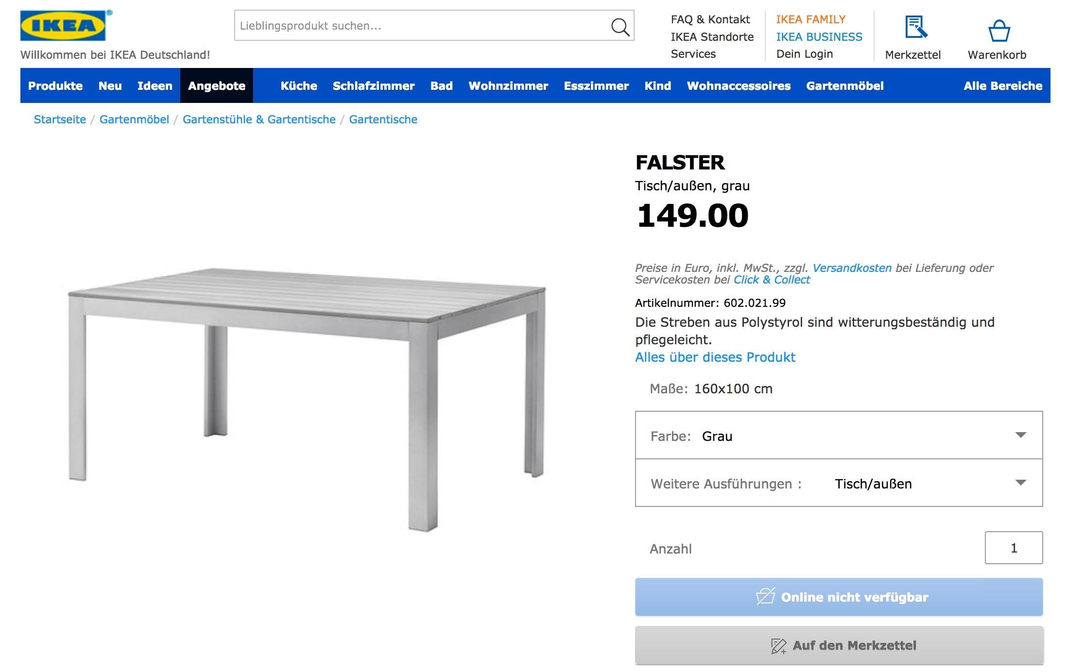 Full Size of Ikea Falster Hack Specialization Is For Insects Küche Kaufen Betten Bei Sofa Mit Schlaffunktion Miniküche Kosten Modulküche 160x200 Wohnzimmer Ikea Gartentisch