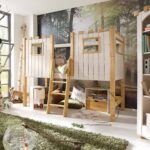 Kinderzimmer Massivholz Kinderzimmer Abenteuer Hochbett Spielbett Ritterburg Massivholz Bett Betten Esstisch Regal Schlafzimmer Komplett Massivholzküche Kinderzimmer 180x200 Sofa Weiß Ausziehbar