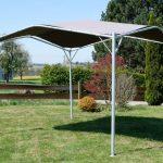 Gartenpavillon Metall Wohnzimmer Gartenpavillon Metall Garten Pavillon Venezia 3x3m 3x4 Bett Regale Regal Weiß