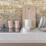 Küche Tapete Selbstklebende Steinwand Braun Tapetenwelt Granitplatten Einzelschränke Mit Kochinsel Sprüche Für Die Vollholzküche Moderne Landhausküche Wohnzimmer Küche Tapete