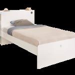 Stauraumbett 120x200 Wohnzimmer Cilek White Bett 120x200 Weiß Betten Mit Bettkasten Matratze Und Lattenrost