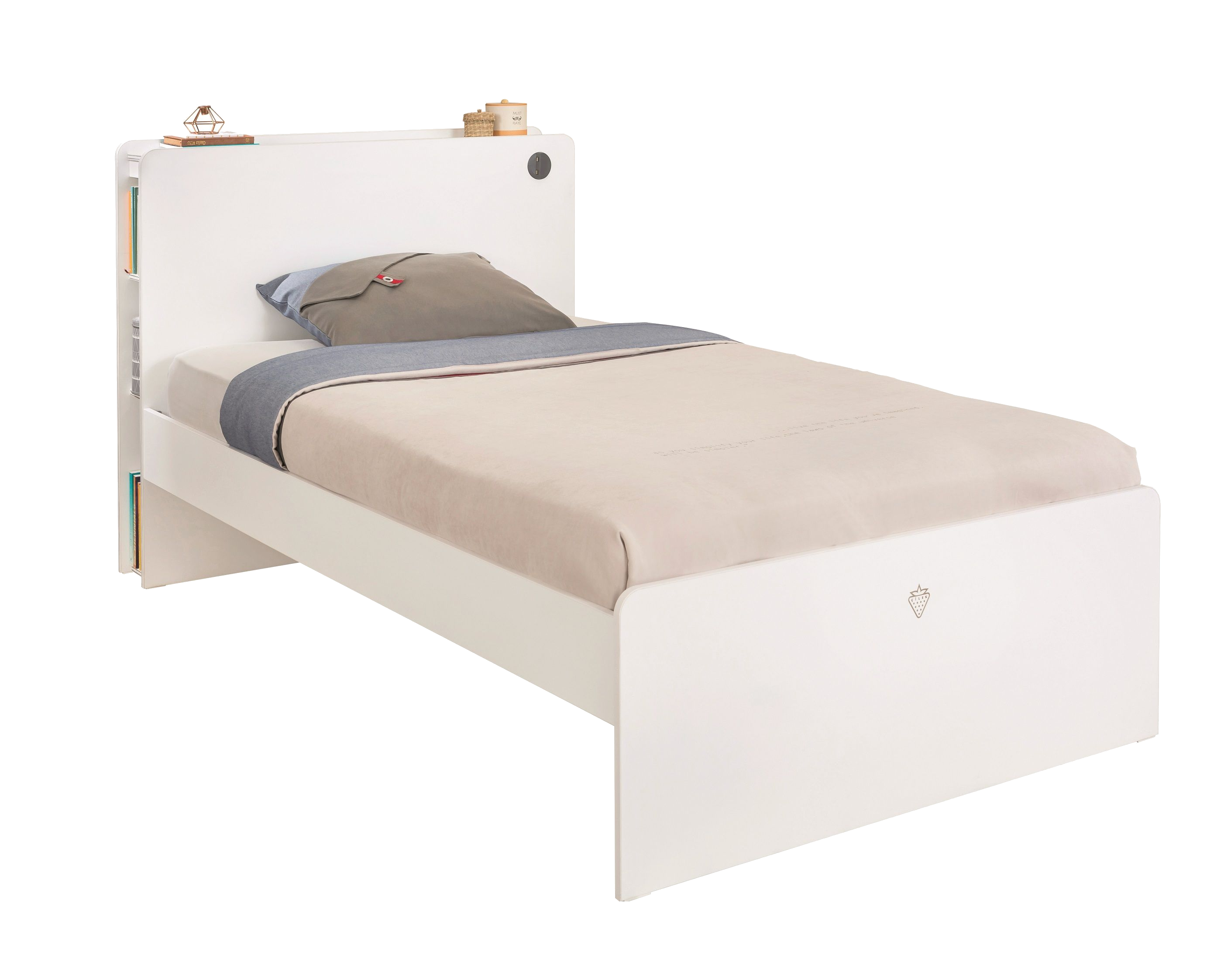 Full Size of Cilek White Bett 120x200 Weiß Betten Mit Bettkasten Matratze Und Lattenrost Wohnzimmer Stauraumbett 120x200