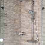 Rainshower Dusche Wand Walkin Schulte Duschen Werksverkauf Antirutschmatte Kaufen Grohe Thermostat Glastrennwand Ebenerdige Fliesen Eckeinstieg Breuer Dusche Rainshower Dusche