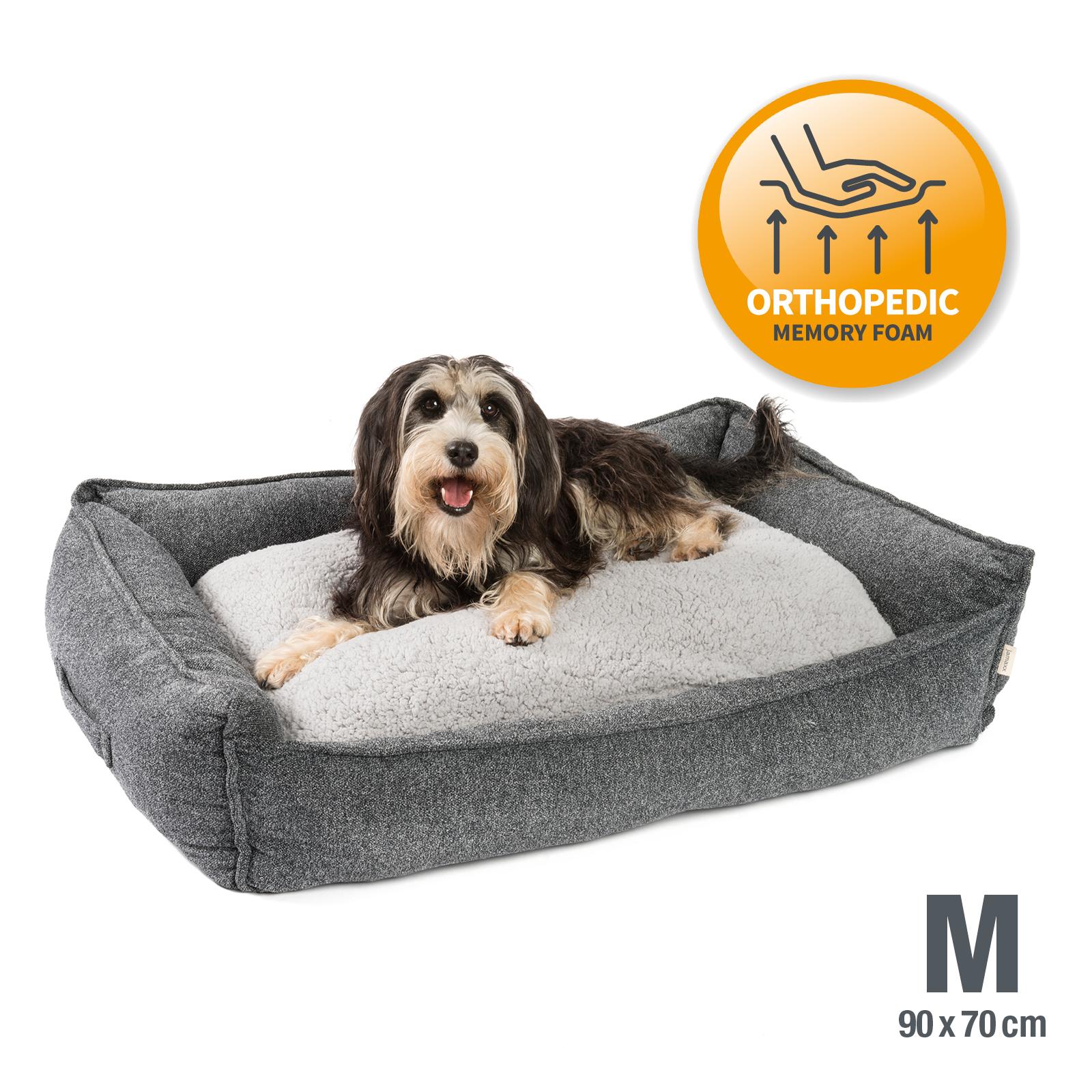 Full Size of Hundebett Flocke 120 Cm Bitiba 125 Xxl 90 Zooplus Kaufen Premium Orthopdisches Wohnzimmer Hundebett Flocke