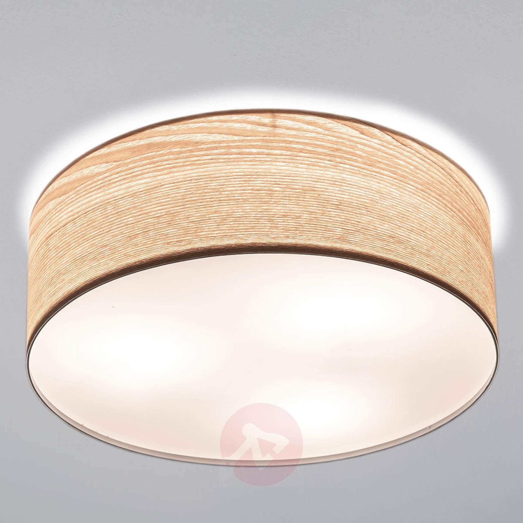 Full Size of Deckenlampe Holz Led Rustikal Lampe Selbst Bauen Mit Holzbalken Aus Rund Deckenleuchte Selber Machen Dimmbar Flach Holzbalkendecke Regal Massivholz Altholz Wohnzimmer Deckenlampe Holz