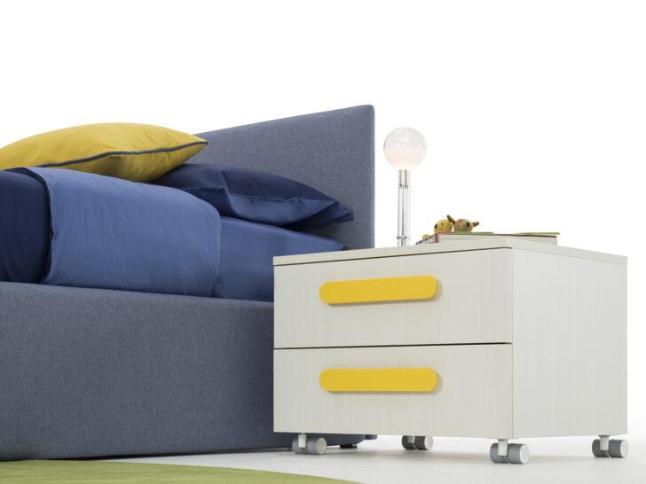 Medium Size of Nachttisch Kinderzimmer Almond Mit Schubladen Griffmulde Homeplaneur Sofa Regal Weiß Regale Kinderzimmer Nachttisch Kinderzimmer