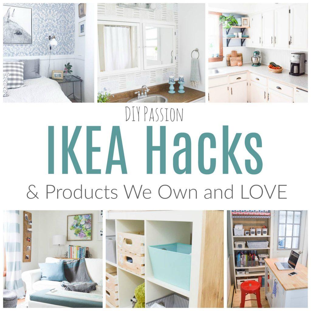 Full Size of Ikea Hacks My Favourite And We Own Love Diy Passion Küche Kosten Sofa Mit Schlaffunktion Modulküche Kaufen Miniküche Betten Bei 160x200 Wohnzimmer Ikea Hacks