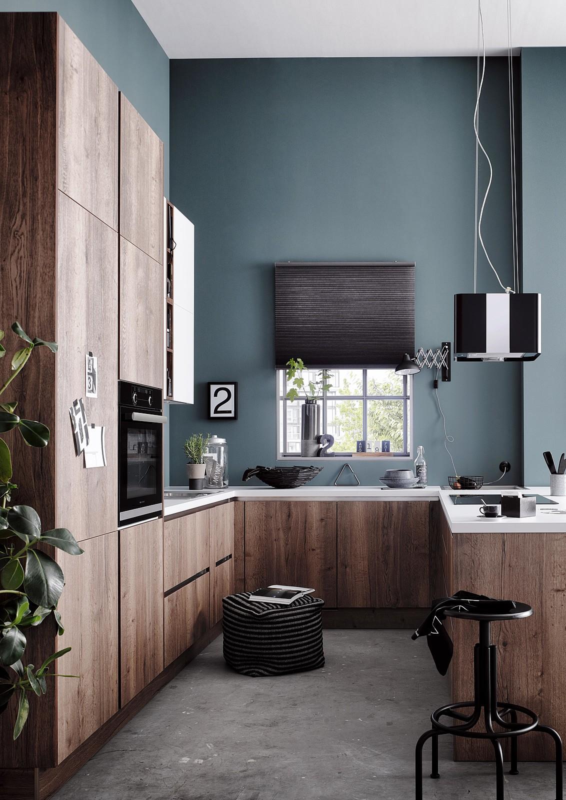 Full Size of Holzkchen So Wird Ihre Kche Zum Wohlfhlort Wohnzimmer Holzküchen