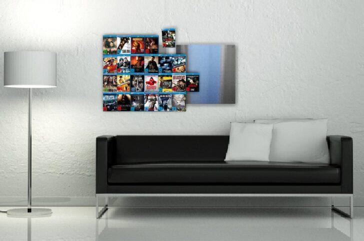 Medium Size of Blu Ray Regal Deine Cover Als Wandbild Wandregal Cdregal Ahorn Kinderzimmer 40 Cm Breit Bito Regale Holz Tiefe 30 Flexa Babyzimmer Massivholz Schreibtisch Mit Regal Blu Ray Regal