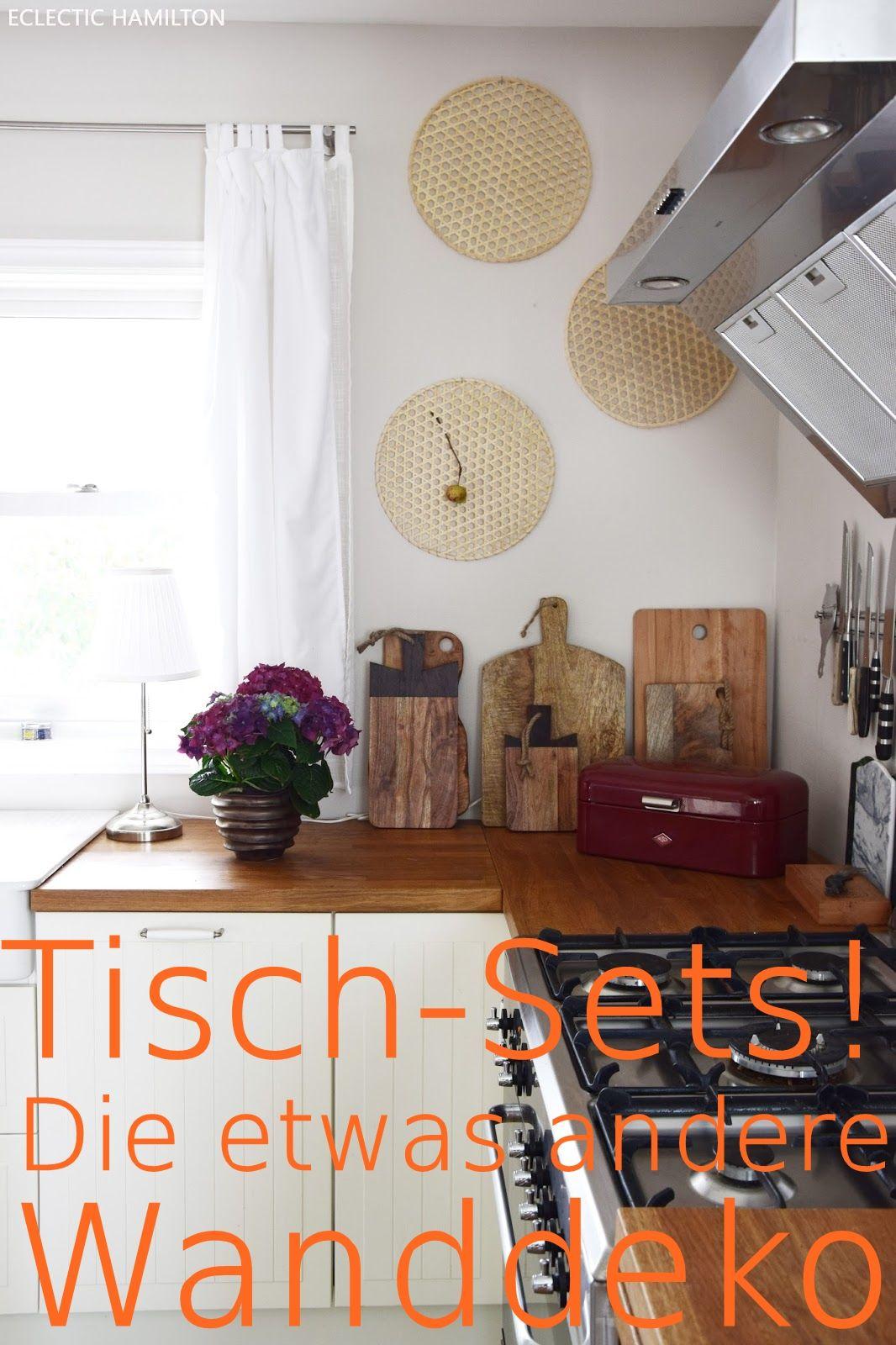 Full Size of Küche Wanddeko Tischsets Als Einfache Und Gnstige Dekoidee Fr Laminat Ikea Kosten Abfalleimer Günstige Mit E Geräten Klapptisch Mischbatterie Kurzzeitmesser Wohnzimmer Küche Wanddeko