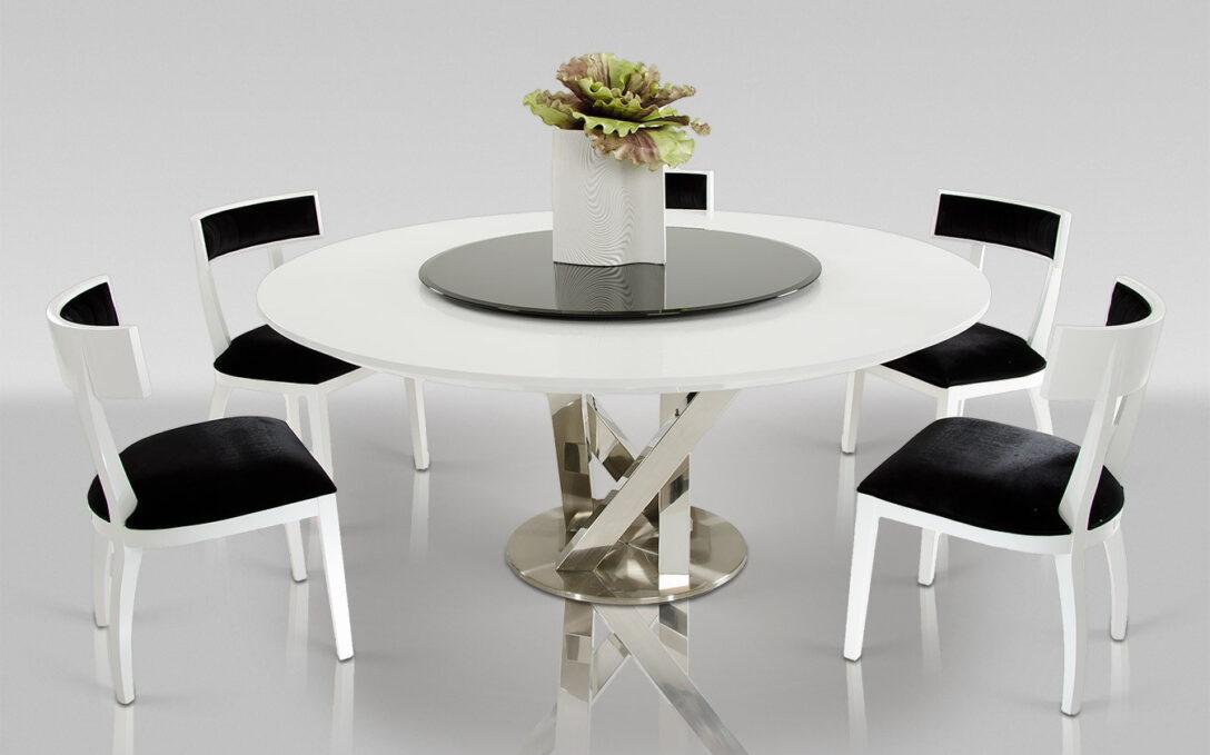 Large Size of Weisser Runder Esstisch Oakville Dining Table In 2020 Esstische Holz Oval Weiß 120x80 Pendelleuchte Buche Sofa Rustikal Designer Lampen Massiv Ausziehbar Esstische Runder Esstisch Ausziehbar
