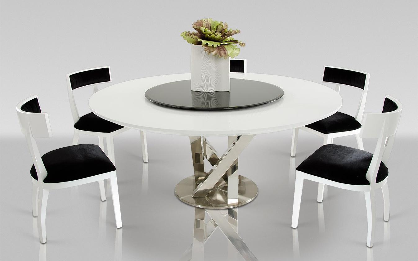 Full Size of Weisser Runder Esstisch Oakville Dining Table In 2020 Esstische Holz Oval Weiß 120x80 Pendelleuchte Buche Sofa Rustikal Designer Lampen Massiv Ausziehbar Esstische Runder Esstisch Ausziehbar