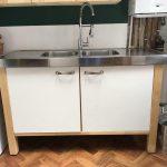 Ikea Värde Varde Free Standing Kitchen Sink Unit In Küche Kosten Miniküche Betten Bei Modulküche Kaufen Sofa Mit Schlaffunktion 160x200 Wohnzimmer Ikea Värde
