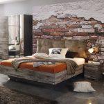 Bett Modern Wohnzimmer Rauch Select Timberstyle Wrkungsvolle Bett Kopfteil In Leder Optik Stapelbar Tatami King Size Eiche Massivholz Dormiente Buche 1 40 Kinder Jugendstil