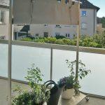 Paravent Balkon Wohnzimmer Paravent Balkon Mit Stoffbespannung Fr Den Metallgestaltung Garten