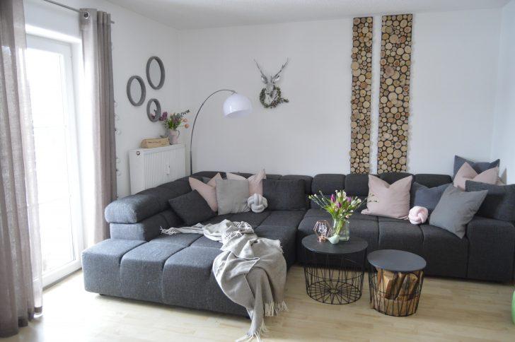 Herbstliche Wohnzimmer Deko