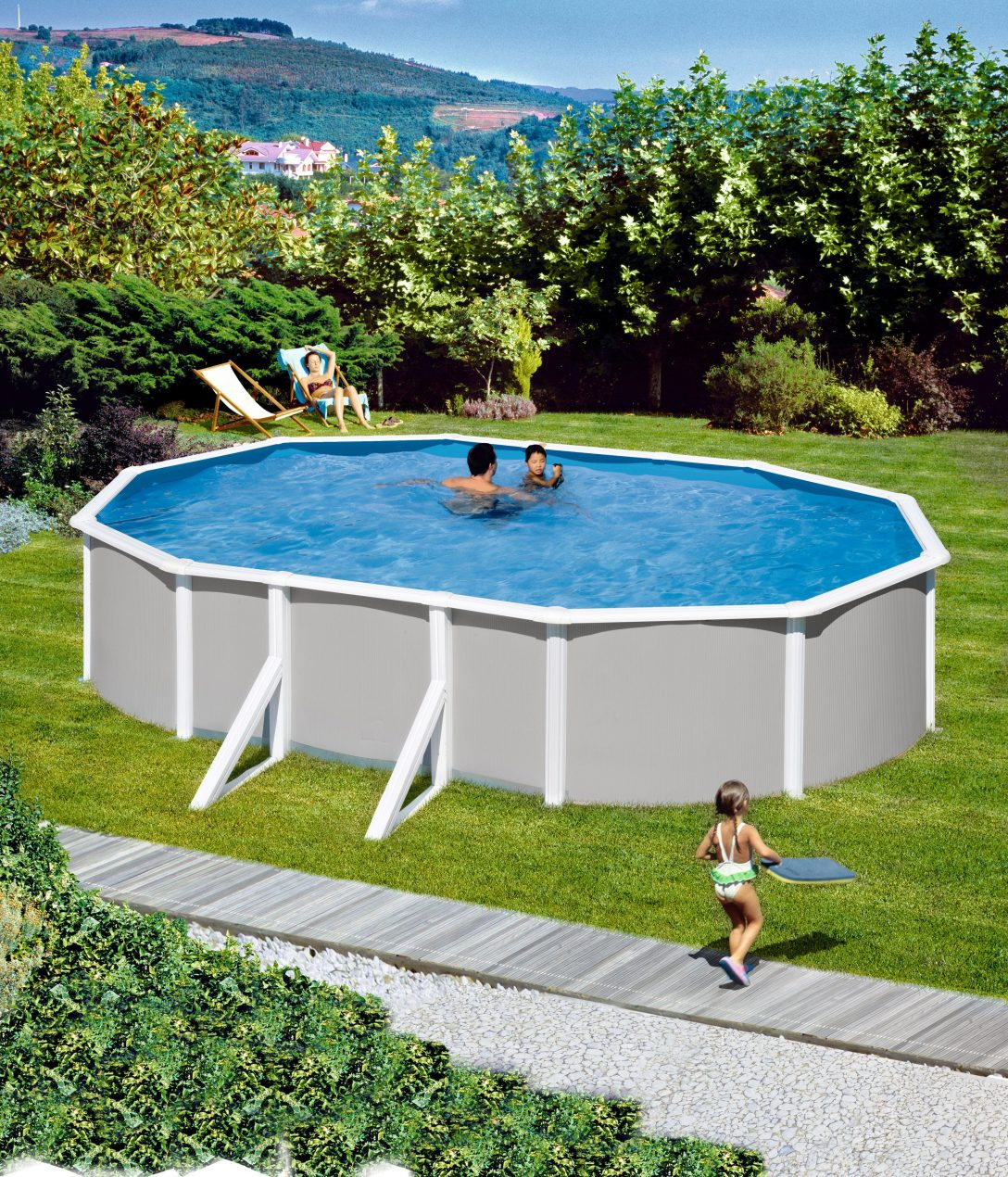 Large Size of Obi Pool Bestway Fast Medence Szett 366 Cm 76 Vsrlsa Az Garten Whirlpool Swimmingpool Immobilien Bad Homburg Einbauküche Nobilia Küche Mini Aufblasbar Im Wohnzimmer Obi Pool