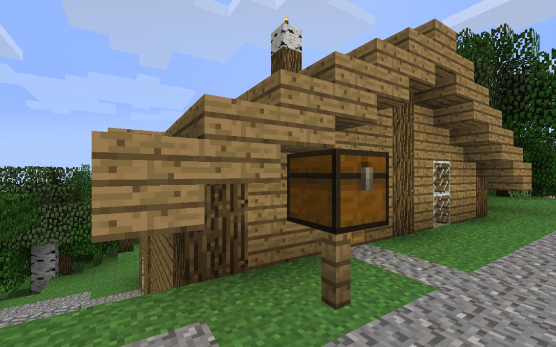 Large Size of Minecraft Küche Lets Show 6 Zimmer Pendeltür Klapptisch Einbauküche Mit Elektrogeräten Bodenbelag Ebay Wandregal Obi Grau Hochglanz Edelstahlküche Wohnzimmer Minecraft Küche
