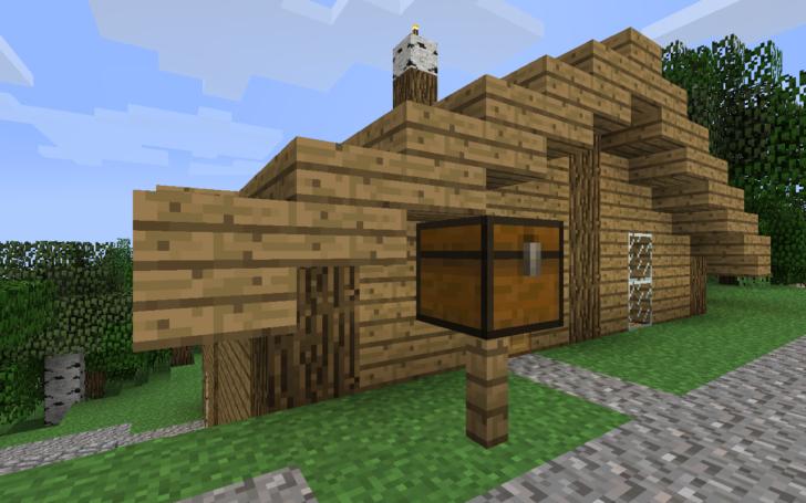 Medium Size of Minecraft Küche Lets Show 6 Zimmer Pendeltür Klapptisch Einbauküche Mit Elektrogeräten Bodenbelag Ebay Wandregal Obi Grau Hochglanz Edelstahlküche Wohnzimmer Minecraft Küche