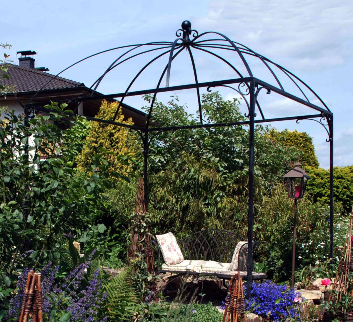 Full Size of Pavillon Metall Klein Gartenpavillon Baumarkt Toom Glas Verzinkte Gartenpavillons Aus In Vielen Ausfhrungen Regal Weiß Regale Bett Wohnzimmer Gartenpavillon Metall