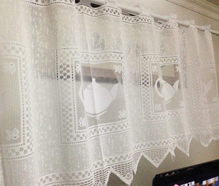 Medium Size of Amazonde Vorhang Mit Teekanne Fr Fenster Wohnzimmer Küchenvorhänge